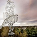 Scots Have Priorities Straight: Giant Grouse Art