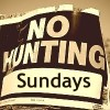 Virginia Trying to Allow Sunday Hunts